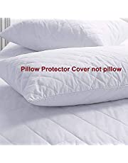 coca industries with hi Flipper Hypoallergenic 100% Cotton Satin Pillow Protector Cover Set of 2 pic Combo Colour White (Limited Edition) (12 x 12)