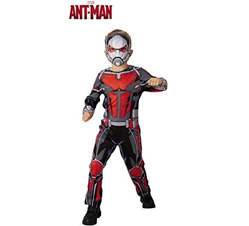 10Marvel Avengers ant-man Classic Kind Kostüm, Jungen, X-Large (Ant Man Kostüm Kinder)