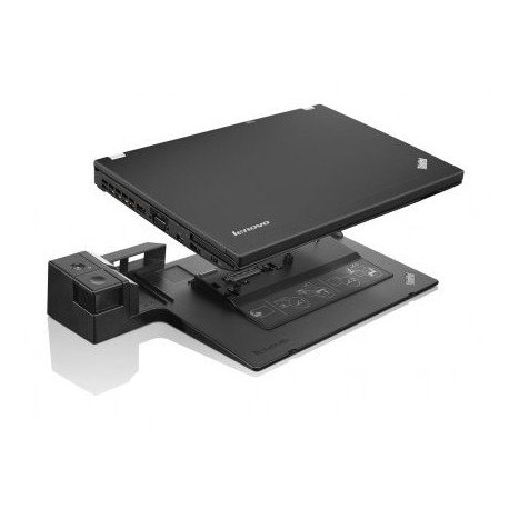 Docking Station Lenovo ThinkPad Plus Series 3 mod 4338/4337 (no  alimentatore) compatibile con :ThinkPad L412* L420, L512* L52