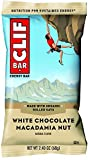 Die besten Clif Bar Protein Snacks - Clif Bar White Chocolate Macadamia Energie Riegel Bewertungen