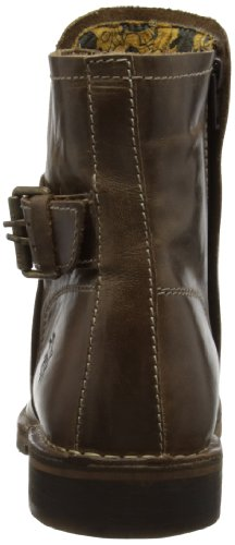 Fly London Ning, Boots femme Gris-TR-F4-174
