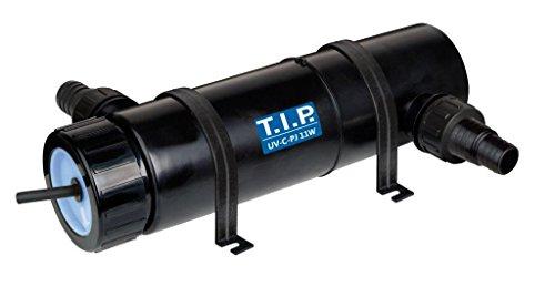 T.I.P. 30432 UV-C-Strahler 11 Watt UV-C PJ 11W, für Teiche bis zu 10.000 Liter