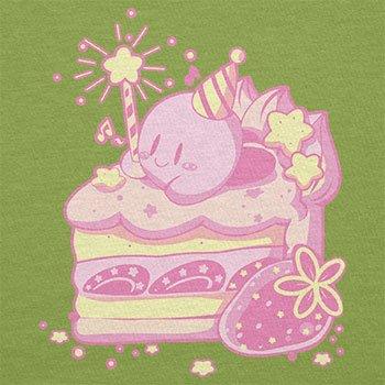 NERDO - Cake Time - Damen T-Shirt Kiwi