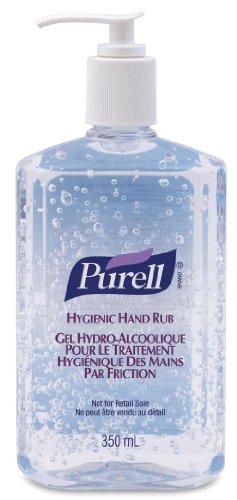 Purell À Main Assainisseur Distributeur De Pompe