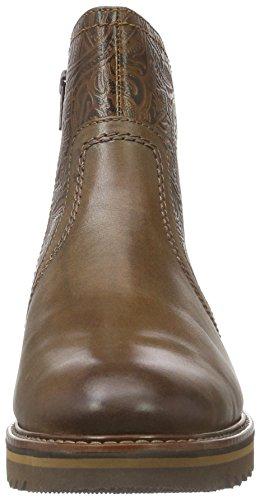 Be Natural 25429, Bottes Classiques Femme Marron (Cognac 305)