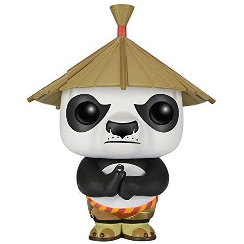 Figura Pop Vinyl Po Sombrero Kung Fu Panda 7