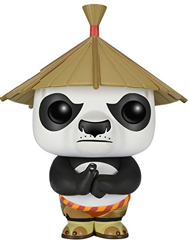 Funko - POP Movies - Kung Fu Panda - Po w/ Hat