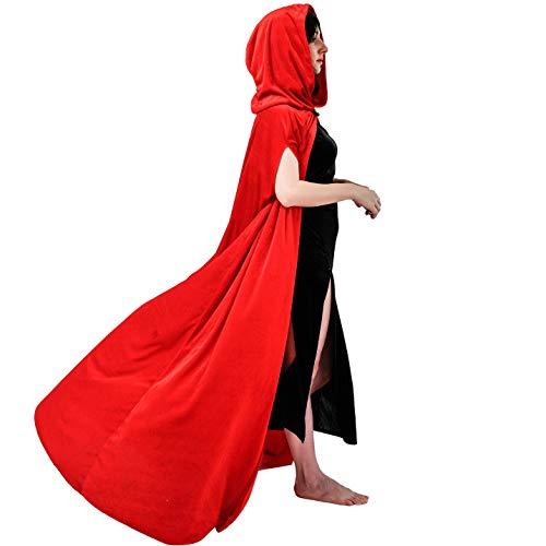 SEA HARE Damen Wizard Cape Fancy Dress - Superwoman Kostüm Rosa