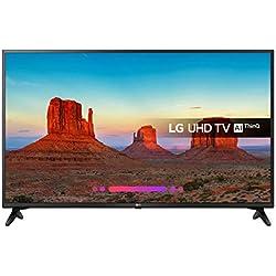 """LG 49UK6200 PLA TV LED 4K UHD 49"""" IPS Smart TV WiFi."""