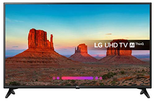 "LG 49UK6200 PLA TV LED 4K UHD 49"" IPS Smart TV WiFi."