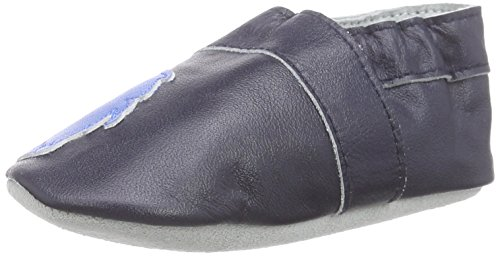 name it, Baby Jungen Krabbelschuhe, Modell nitYom Blau (Dress Blues)