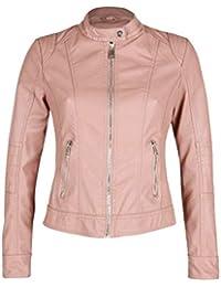 promo code 9b20a 30ce0 Amazon.it: Giacca In Ecopelle - 4121324031: Abbigliamento
