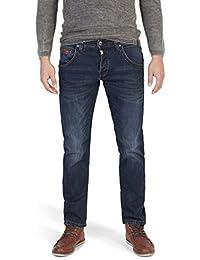 Timezone Herren Straight Jeans Regular Harold Rough
