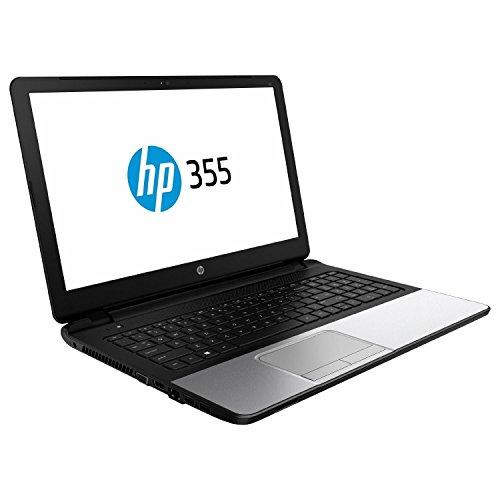Notebook HP 355, 256GB SSD + 500GB, 8GB RAM, 39cm (15.6