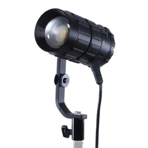 Linkstar Mini projecteur Fresnel LED Lucia L-3 30W