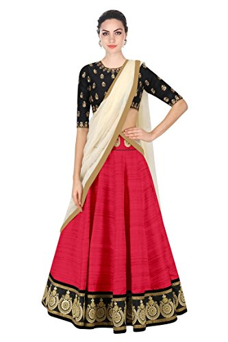 New Latest Designer Party wear Pink and Black Color Bridal Look Heavy...
