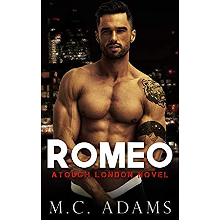 ROMEO: (A Tough London Novel) 41UI4My5HtL