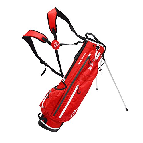 BIG MAX ICE 7.0 Standbag - Ultra leicht (RED)