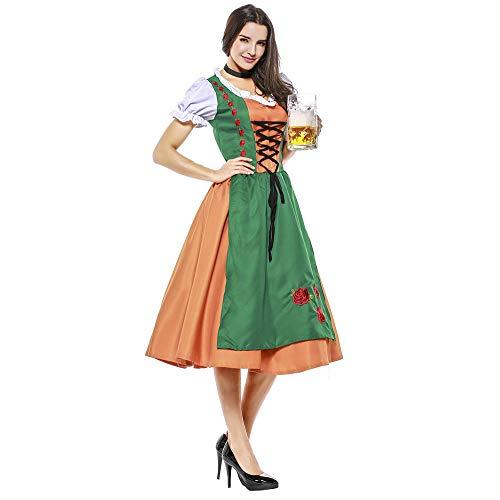 Halloween Kostüm Mädchen, Cos Jesus Christus männlich Missionar Pastor Service Priester Marian Nonne Kostüm Rollenspiel,XL