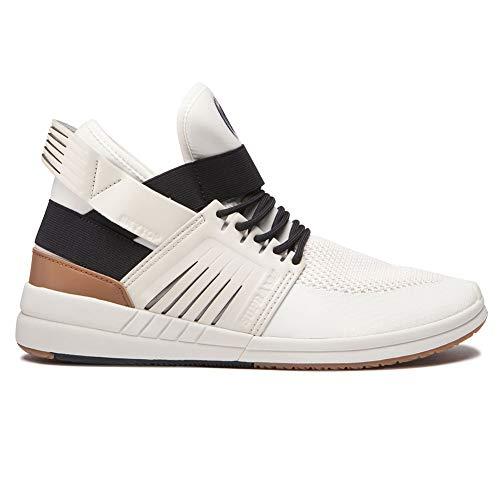 Supra Herren Sneaker Skytop V grau 44 (Sneakers Supra Skytop)