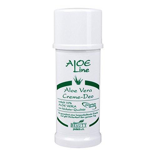 Direct Beauty Aloe Vera Creme Deo ALOE Line, Antitranspirant, 40ml