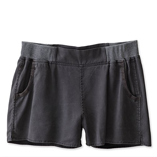 KAVU Damen Riverbank Shorts, Damen, schwarz, Medium (Klettern Kavu Shorts)