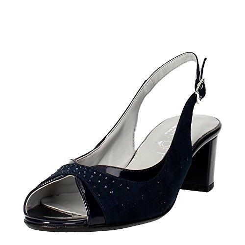 Cinzia Soft IAB291132 Sandale Femme Bleu