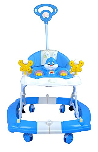 R For Rabbit Baby Walker - The Safe Rocking Walker - Humpty Dumpty From R For Rabbit (Blue)