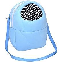 KAYI Pet Carrier per Hedgehog Hamster Outgoing Travel Bag Tracolla Borsa portatile Contenitore