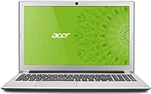 Acer Aspire V5-571 15.6-inch Laptop - Silver (Intel Core i5 3317 1.7GHz, 6GB RAM, 750GB HDD, DVDSM DL, LAN, WLAN, BT, Webcam, Integrated Graphics, Windows 8)