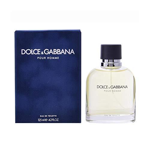 Dolce & Gabbana Homme, homme/man, Eau de Toilette, 1er Pack (1 x 125 ml) -