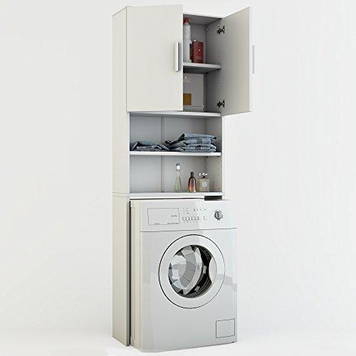 Waschmaschine Badezimmerschrank