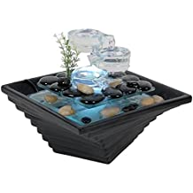 Jardin zen miniature for Table de jardin chez casa