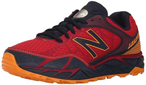 New Balance Nbmtleadr3, Scarpe da Corsa Uomo Rosso (Red Black)