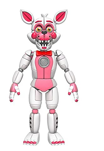 Funko Five Nights at Freddy's Sister Location Funtime Foxy 5 inch Action Figure Collectible Toy - Item #120062