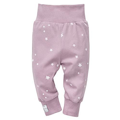 Pinokio FlikeFashion, Unicorn Baby-Mädchen Leggins Kinder Baumwolle Legging Kinder Hose, Hergestellt in EU, Rosa_2, 80
