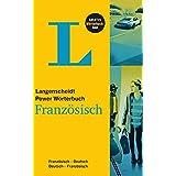 Langenscheidt Power Wörterbuch Französisch - Buch und App: Französisch-Deutsch/Deutsch-Französisch (Langenscheidt Power Wörterbücher)