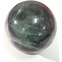Schutz 198Gramm Fluorit 47mm Kugel crystal Healing Reiki Feng Shui Home Office Geschenk psychische Energie Spirituelle... preisvergleich bei billige-tabletten.eu