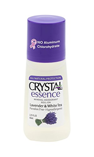 Crystal Essence Lavendel Roll-On Deodorant 60 ml (Care Body Natural Crystal)