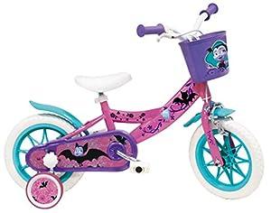 VAMPIRINA Bicicleta 12 Economica 3-5 Años (25434), Multicolor (Mondo