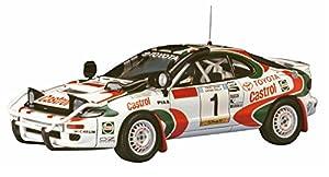 Hasegawa 0203091/24Toyota Celica Turbo 4WD 1993safary Rally Winner plástico Maqueta de, Modelo Ferrocarril Accesorios, Hobby, de construcción
