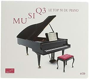 Musiq3 le Top 50 du Piano