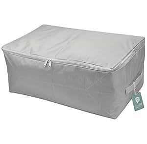 tissu oxford pais sac de rangement des v tements sac organisateur pliable pour couettes. Black Bedroom Furniture Sets. Home Design Ideas