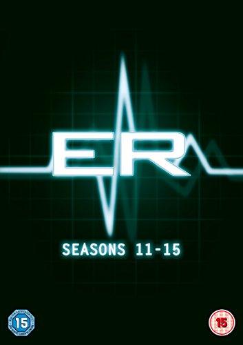 Er: Seasons 11-15 (5 Dvd) [Edizione: Regno Unito] [Reino Unido]