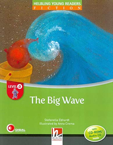 The big wave. Young readers. Con CD Audio: Level A