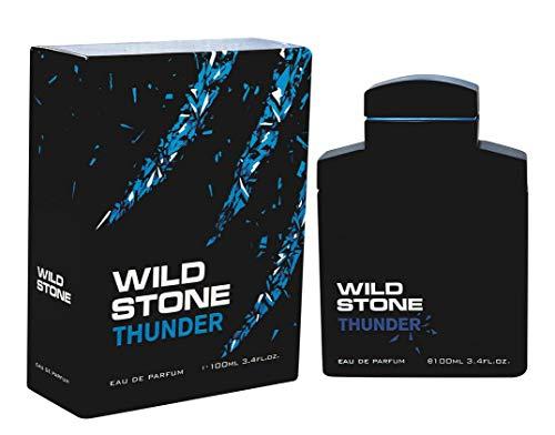 Wild Stone Thunder Eau De Perfume for Men, 100ml