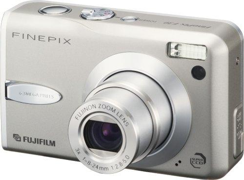 FujiFilm FinePix F30 Digitalkamera (6 Megapixel)