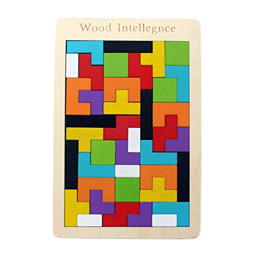 tootpado wntb081 wooden tetris jigsaw puzzle 40 pcs - 41UIT0SWFnL - Tootpado WNTB081 Wooden Tetris Jigsaw Puzzle 40 Pcs home - 41UIT0SWFnL - Home