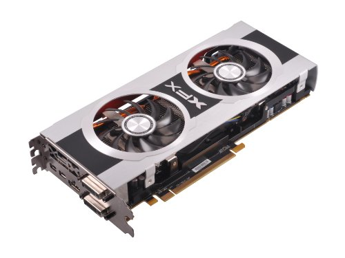 XFX AMD Radeon HD 7870 2GB GDDR5 2DVI/HDMI/2Mini DisplayPort PCI-Express Graphics Card FX787ACDFC;FX-787A-CDFC  available at amazon for Rs.57375