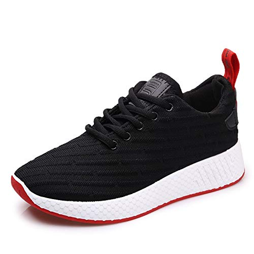 Solike Chaussures de Sport Femme Filles Chaussures Running Basket Mode Lacets Fitness Gym Casual Anti-dérapage Sneakers de Plein Air